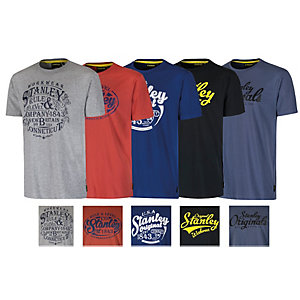 Stanley Fargo 5 Pack T-shirts