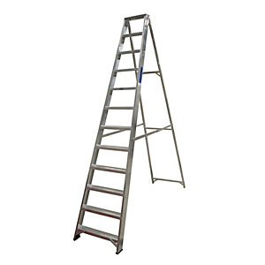 Lyte EN131-2 Professional Swingback Stepladder 12 Tread