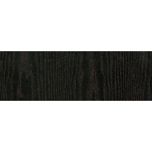 Fablon Sticky Back Plastic FAB10097 Wood Black 45cm x 15m