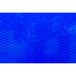 Fablon Sticky Back Plastic FAB13806 Holographic - Blue Waves 45cm x 1.5m
