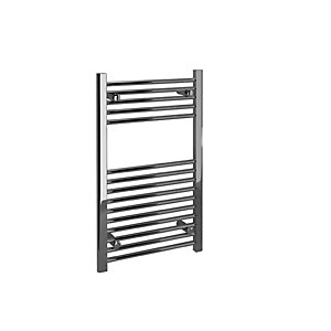 Straight Chrome Towel Rail 800mm