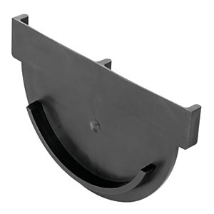 Osma Rainchannel Plastic End Plate