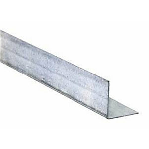Tradeline Steel Angle 90 SL06 3600mm x 25mm x 25mm