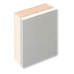 Knauf Thermal Laminate Plus Tapered Edge Plasterboard 45mm x 2400mm x 1200mm (2.88m²/Sheet)