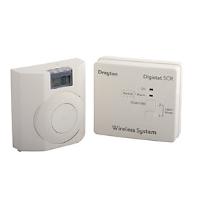 Drayton Digistat RF601 Plus Room Thermostat