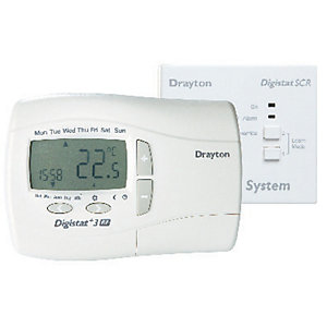 Drayton Digistat RF701 7 Day Room Thermostat