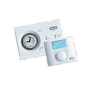 Ideal 208912 R/F Vogue Mechanical Room Thermostat