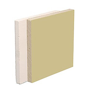 British Gypsum Glasroc H Tilebacker Square Edge 2400mm x 1200mm x 12.5mm