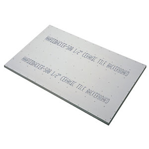 Hardibacker 500 Tile Backing Board 1200mm x 800mm x 12mm