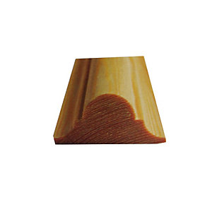 Timber Architrave Astragal Best Pattern 610 25mm x 50mm