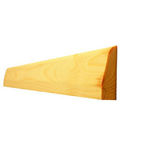 Timber Architrave Chamfered & Round Std Pattern 621S 25mm x 75mm (Finished Size 20mm x 69mm)