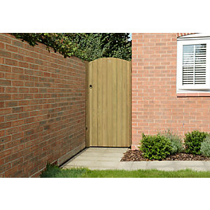 Oxford Tongued & Grooved Timber Gate Heavy Duty Pressure Treated 1800 x 900mm