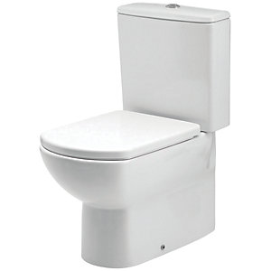 iflo Capra Close Coupled Cistern (Cistern Only)