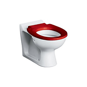 Armitage Shanks Contour 21 Schools Back to Wall and Close Coupled Toilet Pan with Horizontal Outlet (Pan Only) S304601