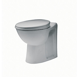 Avalon Back-to-Wall Toilet Pan AV1168WH