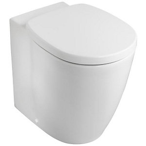 Ideal Standard Freedom Back to Wall Toilet Pan