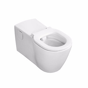 Ideal Standard Freedom Elongated Wall Hung Toilet Pan E819701