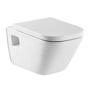 Roca  Wall-hung Toilet Pan