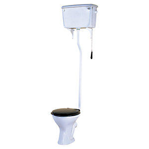 Twyford Classic Toilet Low Level CC1131WH