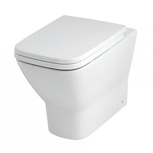 Vitra 5505L003-0101 S20 Wall Hung 480mm WC Pan
