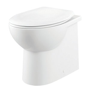 iflo Cascada Back to Wall Toilet Pan A347855000 (Pan Only)