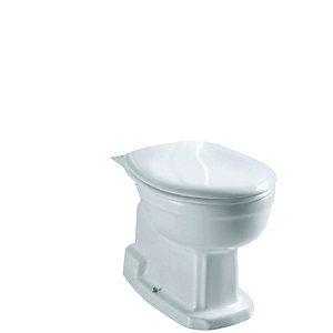 iflo Herita Close Coupled Toilet Pan (Pan Only)