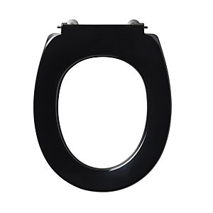 Armitage Shanks Contour 21 Toilet Seat Black S405766