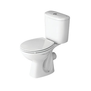 Roca Polo Toilet Seat White A801396004