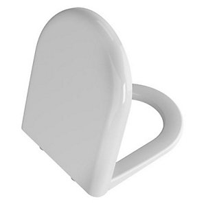 Vitra Zentrum Standard Toilet Seat and Cover 94-003-001