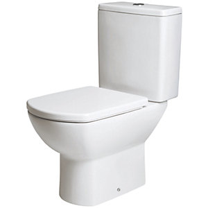 iflo Capra Soft Close Toilet Seat