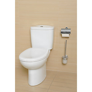 Roca Laura Eco Toilet with Seat