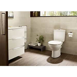 Roca Laura Toilet with Seat