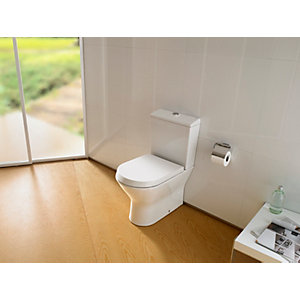 Roca Nexo Toilet with Seat