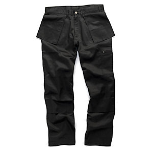 Tough Grit Trousers Black