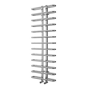 Towelrads Esher Chrome Towel Rail 1200mm x 500mm