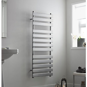 Towelrads Perlo Chrome Towel Rail 1500mm x 500mm