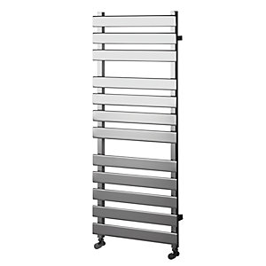 Towelrads Perlo Chrome Towel Rail 800mm x 500mm