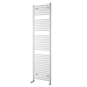 ZTK0018400 Pisa White Flat 1800 x 400mm