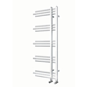 iflo Alayta Designer Towel Radiator Chrome 1200mm x 500 mm