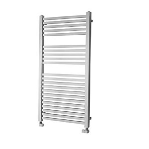 iflo Zimina Designer Electric Towel Radiator Chrome 1200mm x 600mm