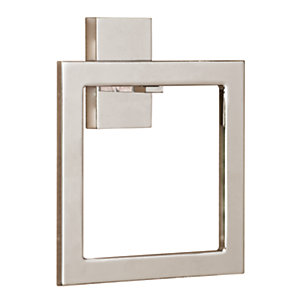 iflo Chalfont Towel Ring Chrome Effect