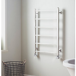 Towelrads Diva Polished Stainless Steel Towel Rail 500mm