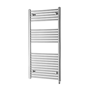 Towelrads Richmond Electric Straight Chrome Towel Rail 1186mm