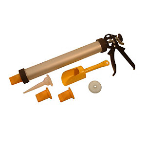 Roughneck Professional Brick Mortar Gun Kit