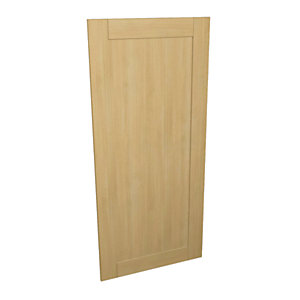 Tulsa Oak Effect Kitchen  Appliance Door (A) 600mm x 1319mm