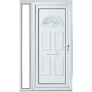Carolina 1 Sidelight UPVC Doorset 1520mm Left Hand
