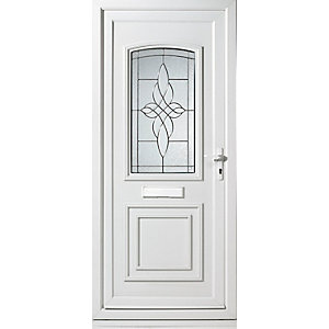 Medway Pre-Hung UPVC Door 2085mm x 920mm Left Hand
