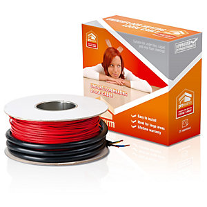 Prowarm Loose Underfloor Heating Cable 76m