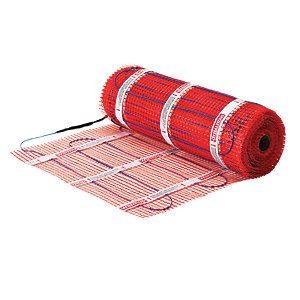 Warmup 200 Watt Undertile Heating Mat 10 m² - 2 Pro Forma Mat 10