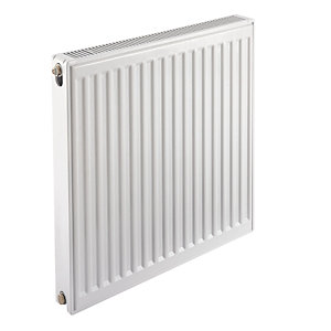 Universal Trade Compact Double Panel Single Convector (Type 21 - P+) Radiator 600mm High